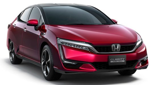 Les batteries lithium-ion de Blue Energy dans la nouvelle Honda Clarity