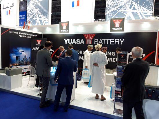 GS YUASA BATTERY France au salon MEE 2019 pour la 44ème édition !