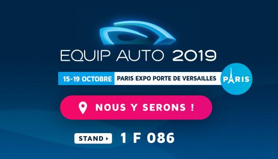 YUASA présentera ses nouvelles batteries de démarrage lors de l'édition 2019 du salon Equip Auto
