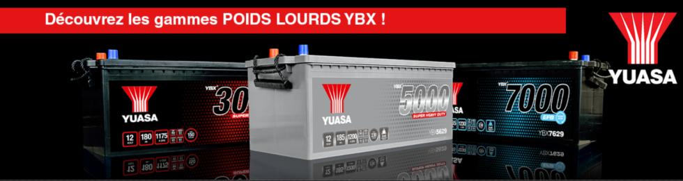 Nos nouvelles gammes CARGO YBX Super Heavy Duty