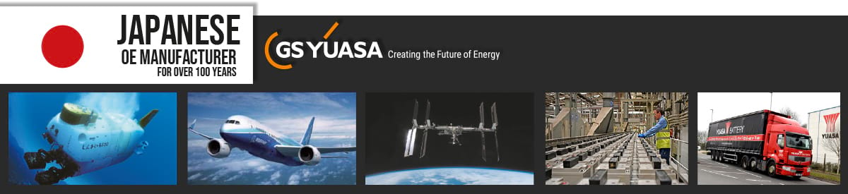 YUASA Worldwide