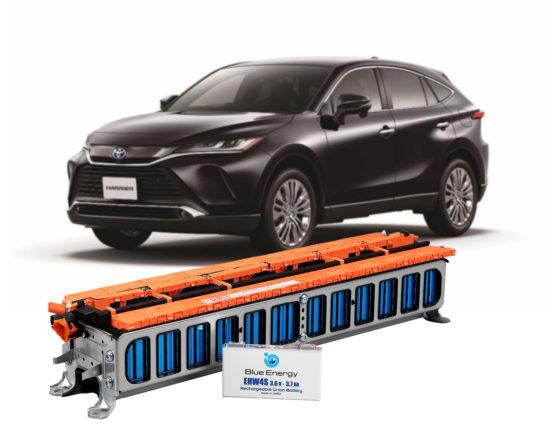 GS Yuasa remporte son premier Toyota Technology & Development Award avec sa batterie pour véhicule hybride